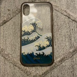 Sonix Iphone X/Xs Ocean Wave Hard Case